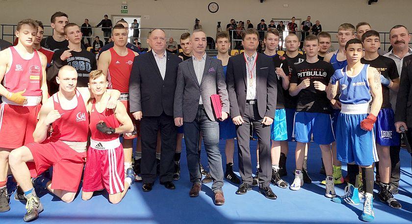 XXVI Mistrzostwa Polski Juniorów w Boksie - Finaliści