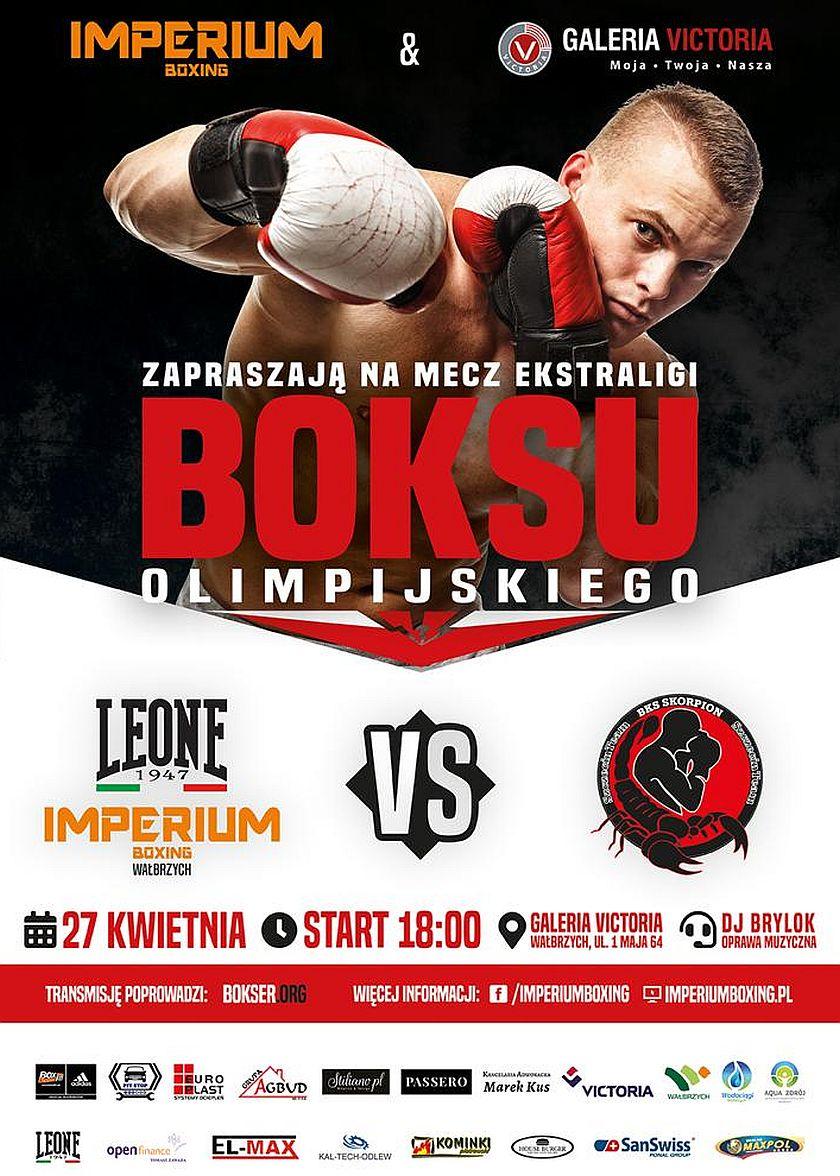 Mecz Ekstra Ligi w Wałbrzychu - otwarcie drugiej kolejki