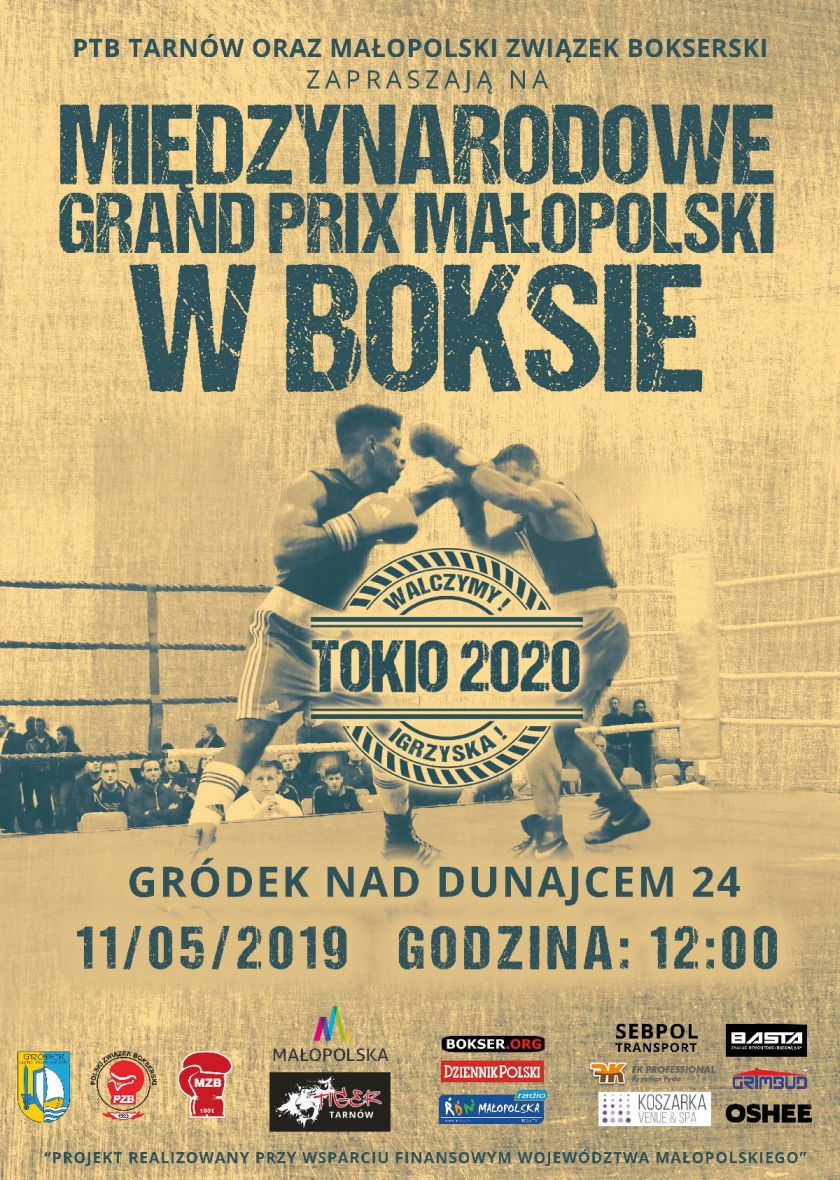 MGPM Gródek Nad Dunajcem - Międzynarodowe Grand Prix Małopolski