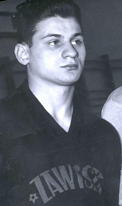 Ryszard Petek - wybitny pięściarz