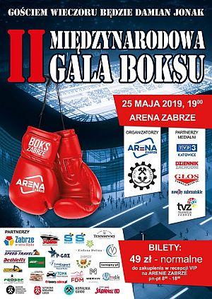 II Międzynarodowa Gala Zabrze
