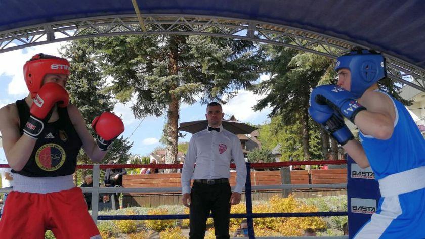 Koszarka Venue & SPA Gródek Nad Dunajcem i Międzynarodowe Grand Prix w Boksie