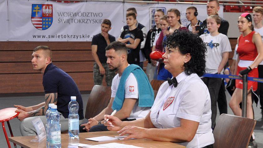 XXV Ogólnopolska Olimpiada Młodzieży w Boksie - Ostrowiec Świętokrzyski (22-26.05.2019)