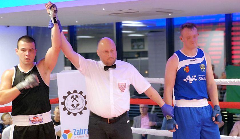 91kg Michalski Seweryn (Polska) - Tokarczyk Szymon (Polska)
