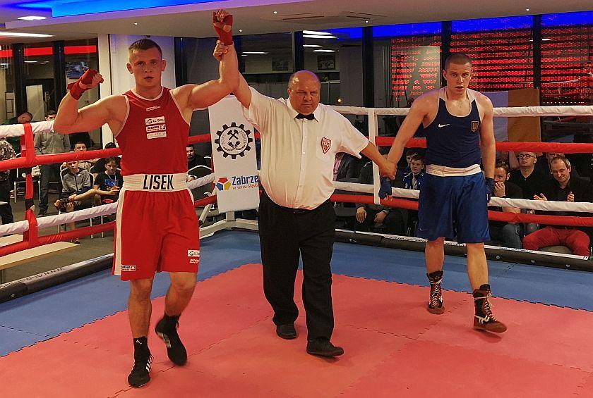 81kg Lisek Witold (Polska) - Martuszkanov Viktor (Ukraina)