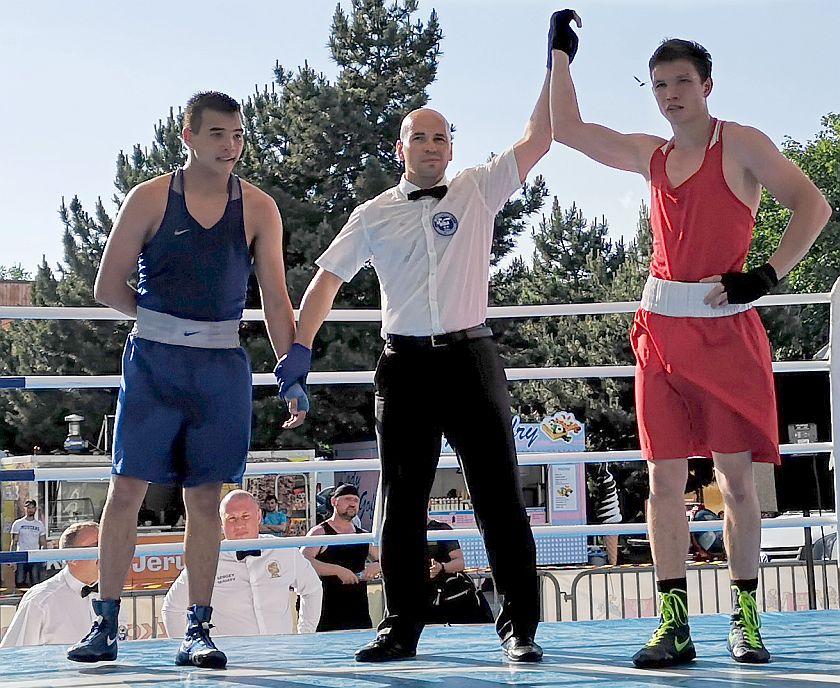 Tamerlan Kaziev (Rosja) vs Daryn Imakhanow (Kazachstan) PKT 3-0