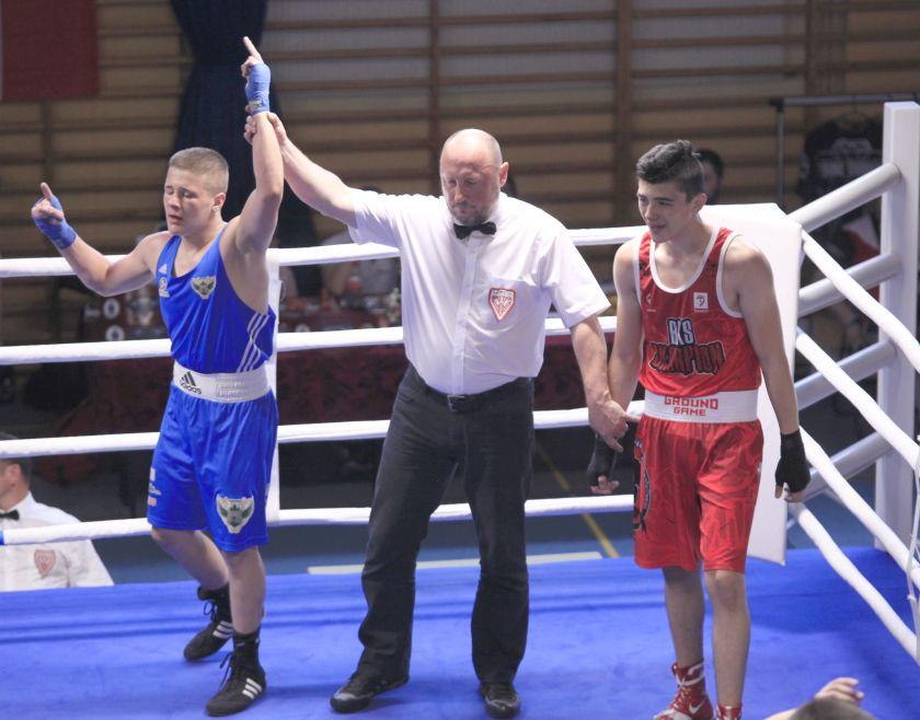 Ali Karimov (BKS Skorpion Szczecin) vs Marcel Ptak (JKB Jawor Team Jaworzno) PKT 1-2