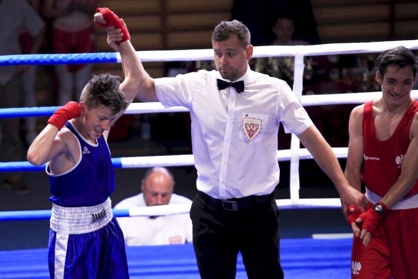 Dawid Litke (BKS Olimp Lublin) vs Bartłomiej Rośkowicz (MOSM Tychy) PKT 1-2