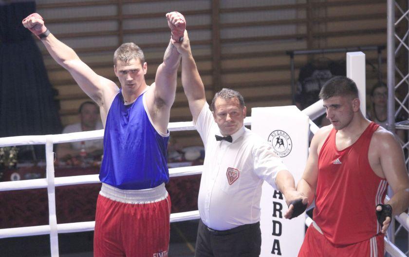 Michał Szot (LKS Myszków) vs Krzysztof Włodarczyk (JKB Jawor Team) PKT 1-2