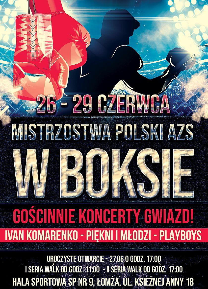 Akademickie Mistrzostwa Polski w Boksie