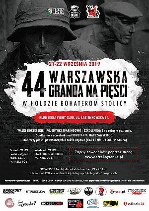 Hołd Bohaterom - Warszawa 44