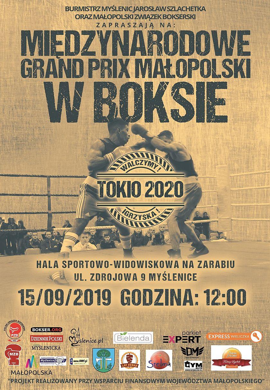 Międzynarodowe Grand Prix Małopolski w Myślenicach