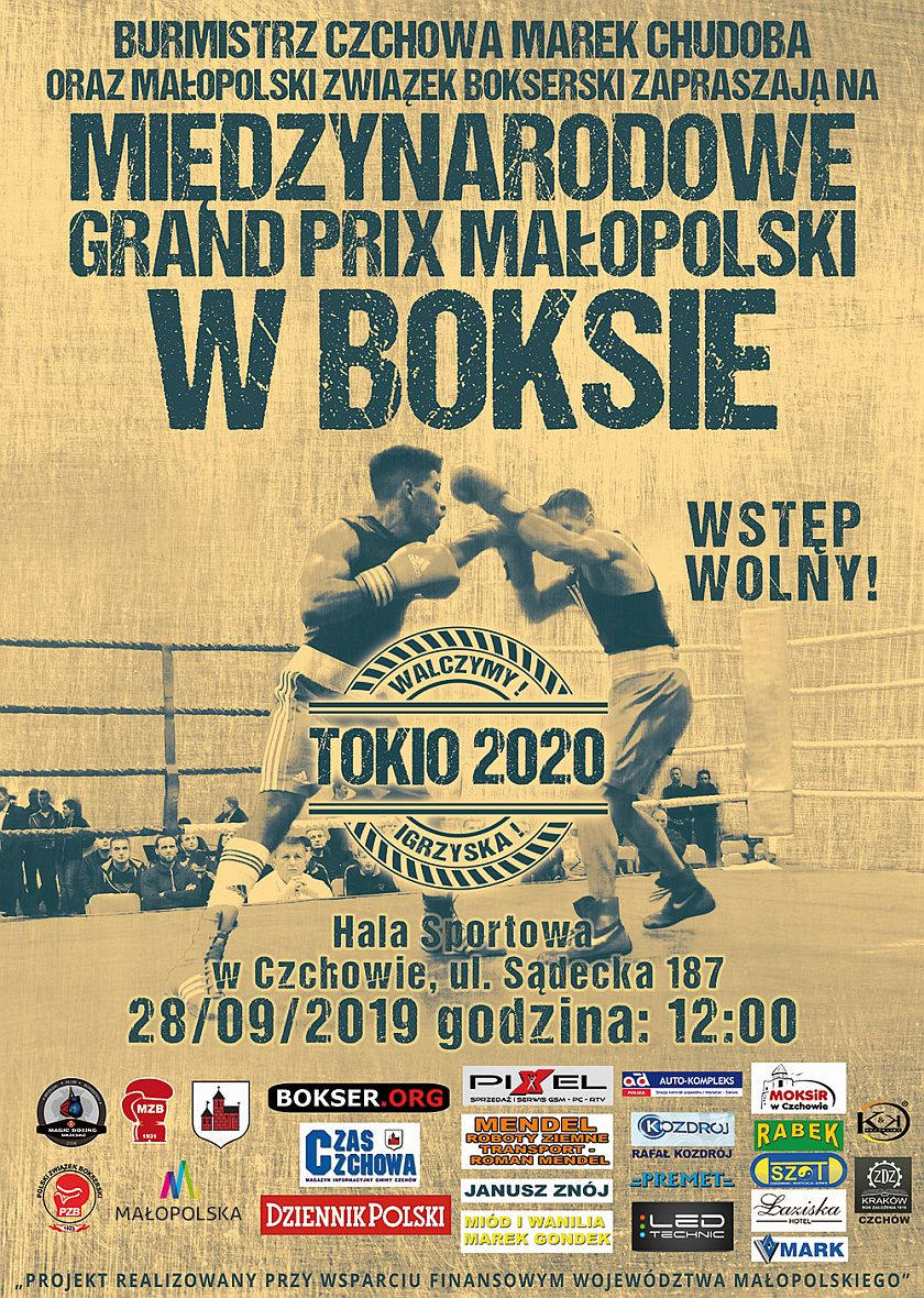 Międzynarodowe Grand Prix Małopolski - Czchów
