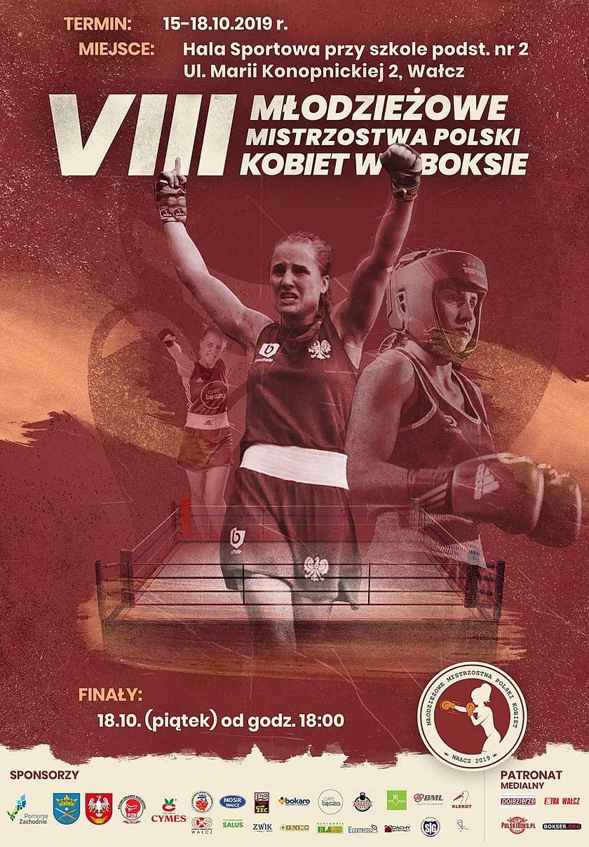 VII Młodzieżowe Mistrzostwa Polski Kobiet w Boksie