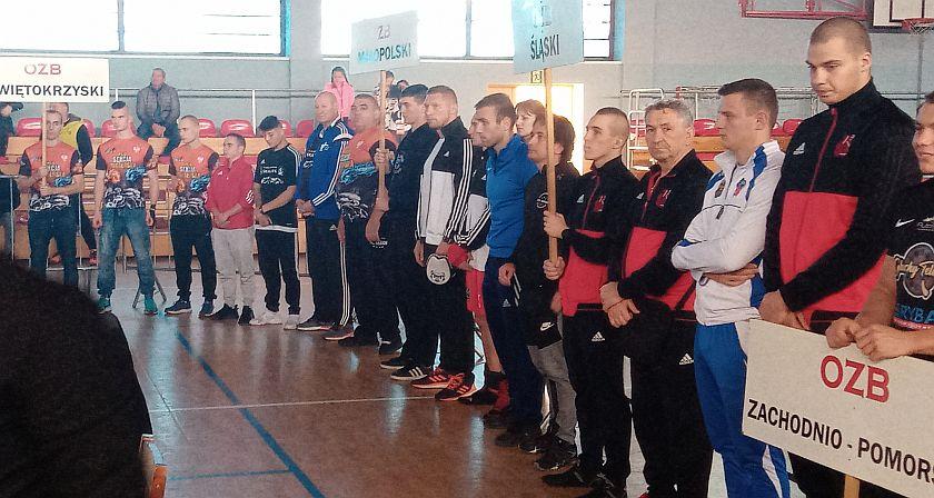 Otwarcie XXVII Młodzieżowych Mistrzostw Polski w Boksie 2019