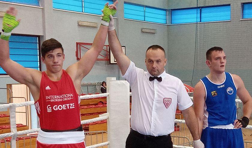 II seria eliminacji XXVII Młodzieżowych Mistrzostw Polski w Boksie