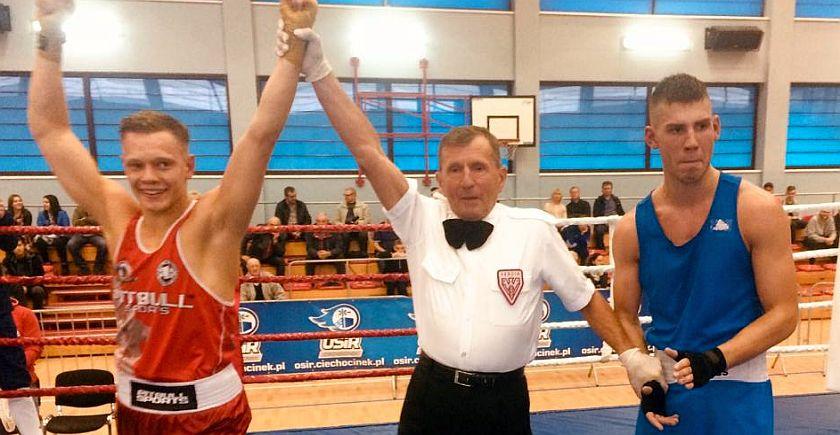 Wyniki eliminacji XXVII Młodzieżowych Mistrzostw Polski w Boksie