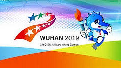 7 Igrzyska Służb Mundurowych - Chiny - Wuhan 2019