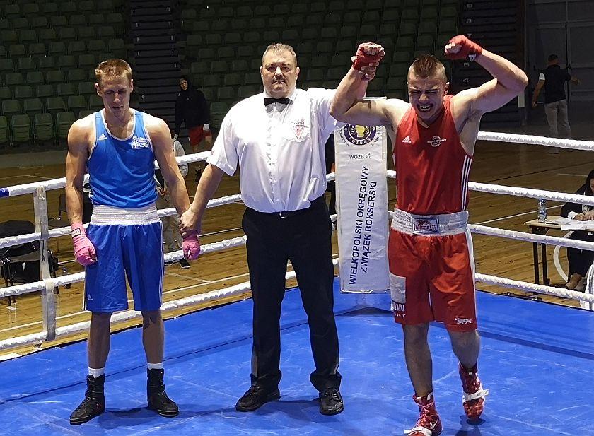 Wojciech Gużniczak (Niestowarzyszony) vs Danylo Redko (UKS Adrenalina Boxing Club) PKT 2-1