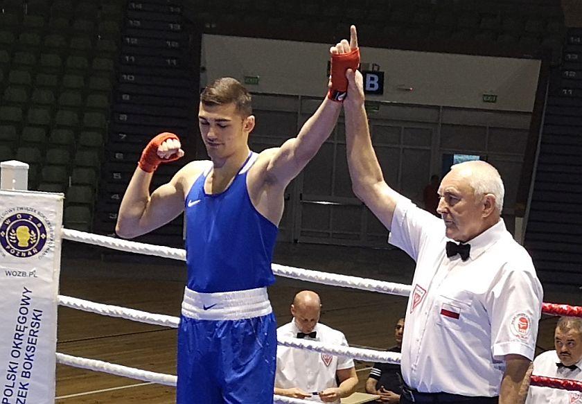 Bartosz Stefański (Heros Team Pabianice) vs Mateusz Bereźnicki (BKS Skorpion Szczecin) WO (kontuzja barku)