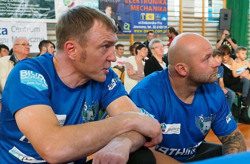 Mecz JKB Jawor Team Jaworzno kontra Seine Saint Denis Paris boxing 2019