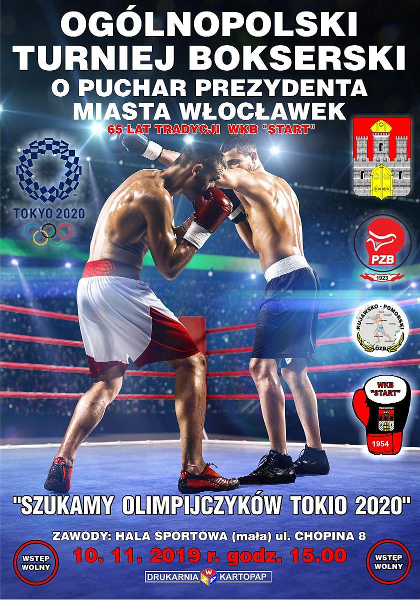 Ogólnopolski Turniej Bokserski o Puchar Prezydenta Włocławka