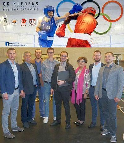 Akademickie Mistrzostwa Świata w Katowicach - AZS AWF Katowice - sukce Damiana Kuźmy