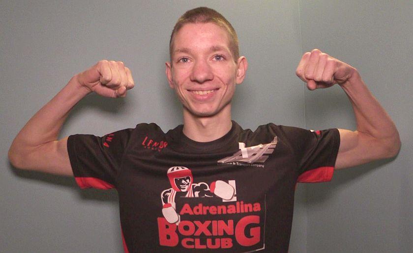 Kategoria 57kg Mateusz WOJTASIŃSKI (UKS Adrenalina Wrocław)