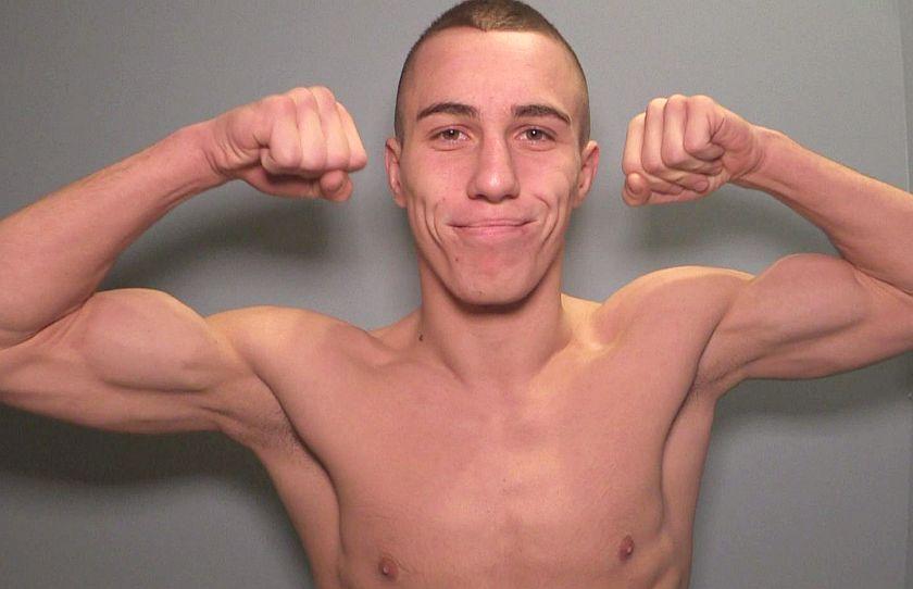 Kategoria 63kg Damian DURKACZ (BKS Concordia Knurów)