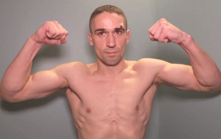 Kategoria 69kg Andrzej SWIATYJ (BKS Olimp Lublin)