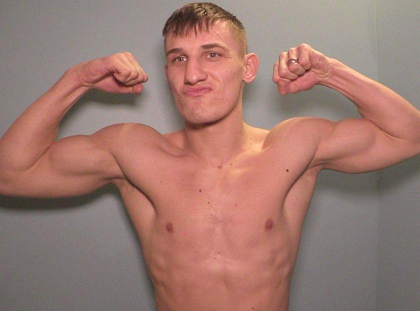 Kategoria 75kg Ryszard LEWICKI (BKS Skorpion Szczecin)