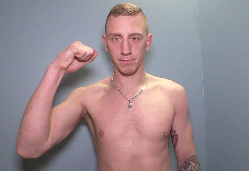 Kategoria 81kg Sebastian WIKTORZAK (BKS Skorpion Szczecin)