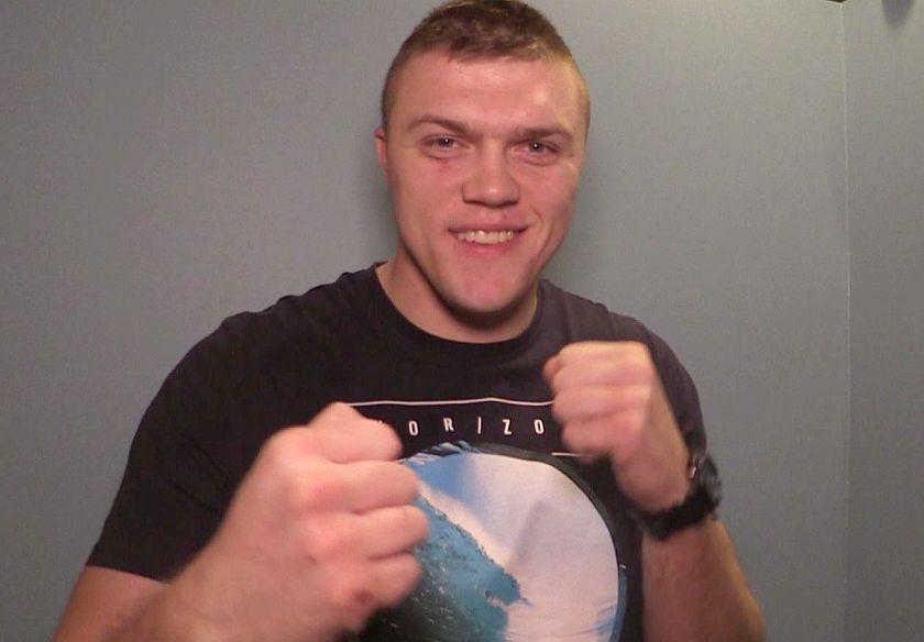 Kategoria +91kg Aleksander STAWIREJ (KS Ziętek Team Kalisz)