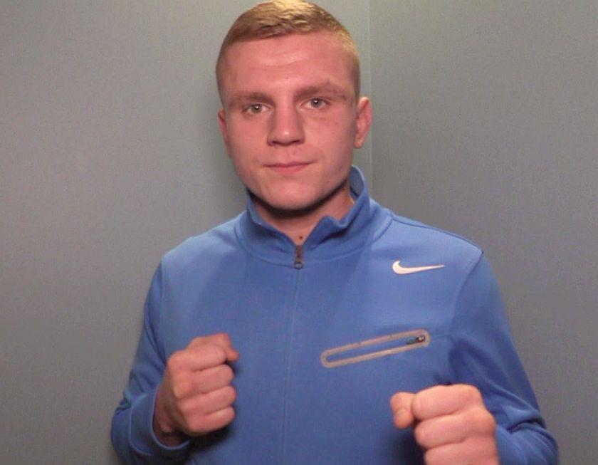 Kategoria +91kg Paweł SAJDA (Imperium Boxing Wałbrzych)