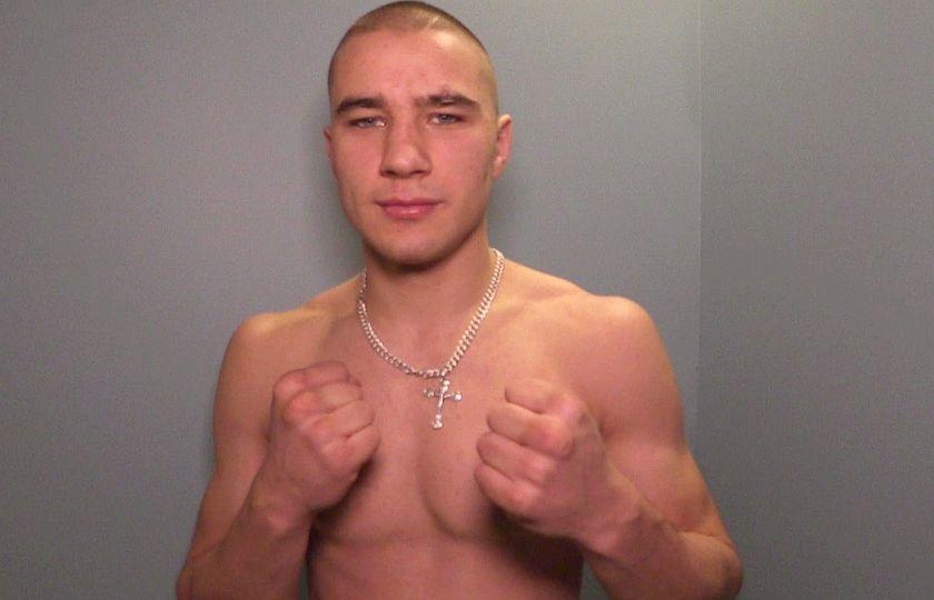 Kategoria 91kg Michał SOCZYŃSKI (KS PACO Lublin)