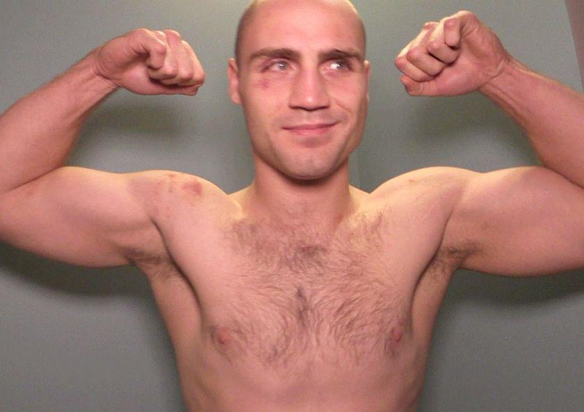 Kategoria 91kg Kamil ZIELIŃSKI (ZKS Stal Rzeszów)