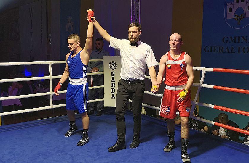 Damian Piwowar (AZS AWF Kleofas 06 Katowice) vs Maciej Nowakowski (Włókiennik Łódź)
