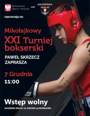 XXI Mikołajkowy Turniej