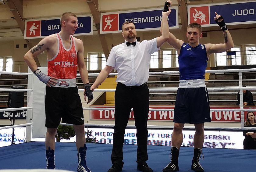 69kg Mateusz Piech (Grappling Kraków) vs Filip Dzubara (Słowacja)