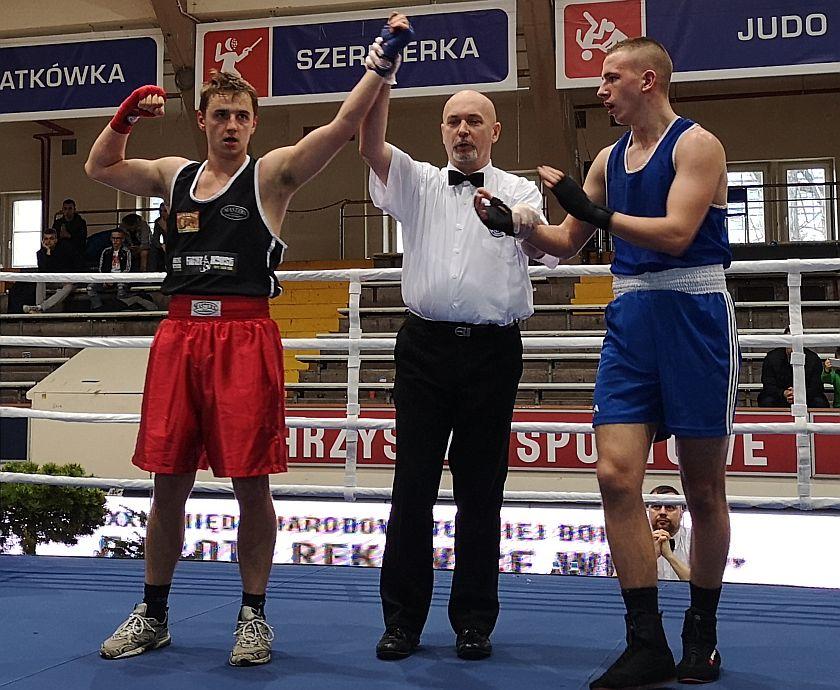75kg Michał Bulanda (Niezrzeszony MZB - Nowy Sącz) vs Kamil Rembecki (KS Górnik Wieliczka)