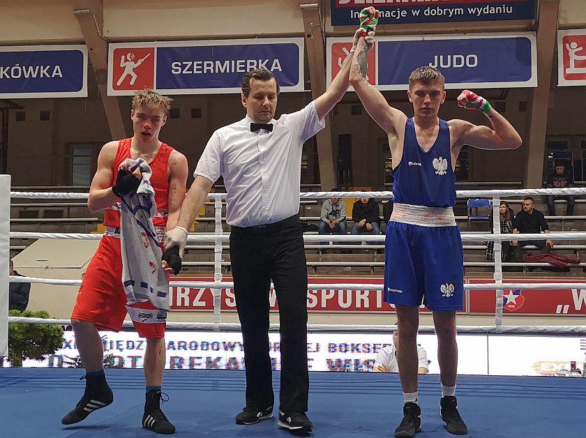 56kg Artur Skorupa (Polska) vs Dawid Turek (Polska)