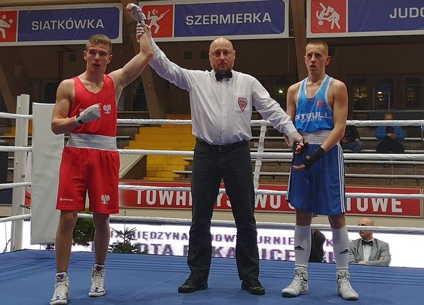 64kg Oliwier Zamojski (Polska) vs Bartosz Ukleja (Grappling Kraków)