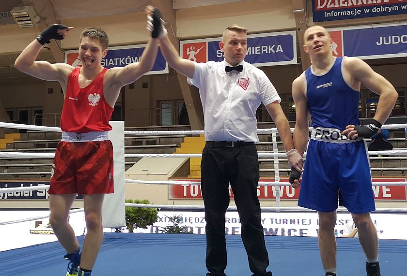 69kg Kewin Gibas (Polska) vs Patryk Rydz (KS Garda Gierałtowice)