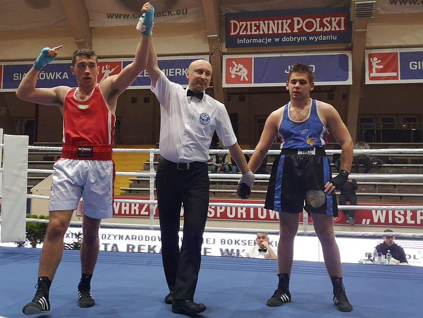 81kg Wojciech Dyrkacz (Stal Rzeszów) vs Michał Bobak (Golden Team Nowy Sącz)
