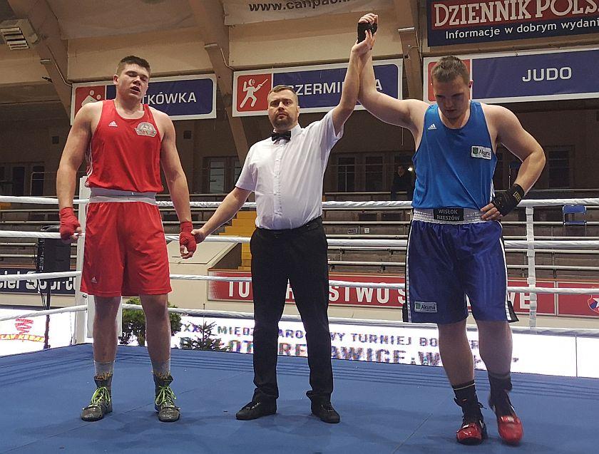 +91kg Jakub Domurad (Polska) vs Szczepan Szmyd (Stal Rzeszów)