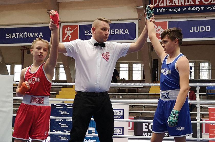 36kg Krystian Nalepa vs Aleksander Leszko