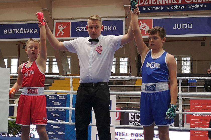 42kg Igor Sułek vs Mikołaj Kowalski