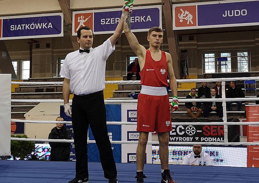 56kg Paweł Brach (Polska) vs Dawid Turek (Polska)