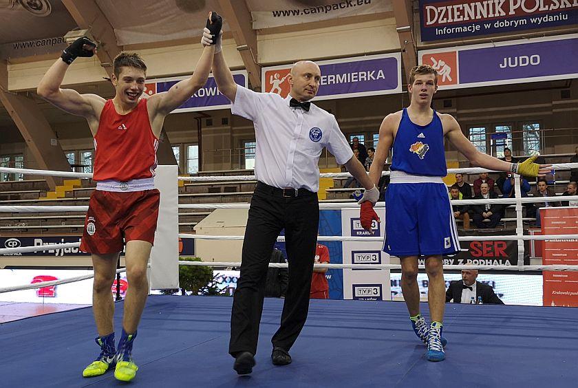 69kg Kewin Gibas (Polska) vs Jakub Baranowski (Gwardia Wrocław)
