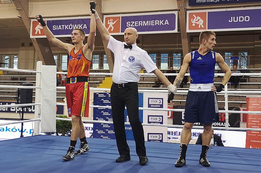 69kg Daniel Piotrowski (CKB Potężnie Ciechocinek) vs Filip Dzubara (Słowacja)